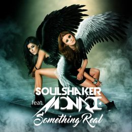 Monroe London Something Real Album Cover